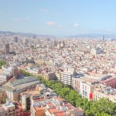 6 Mejores Terrazas en Barcelona